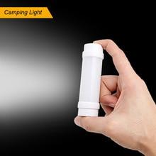 DINGDIAN LED Кемпинг Свет USB Аккумуляторная Лампа SOS Фонарик 5 Уровней Затемняемый Алюминиевый