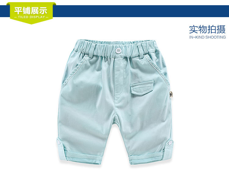 baby boys shorts trousers kids shorts children s cotton trousers boys shorts kids boys trousers age