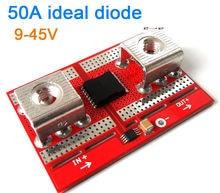 50A Ideal Diode Controller Solar/Batterie Lade Anti rückfluss Schutz Bord