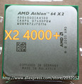 Original AMD CPU Athlon 64X2 4000+ 2.1GHz AM2 940pin Dual-Core Processor desktop cpu (working 100% Free Shipping)