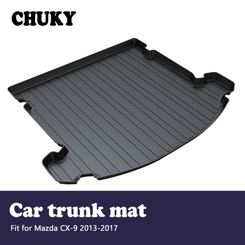 HEAVY DUTY CAR BOOT LINER COVER PROTECTOR MAT FOR FORD KA 09-ON