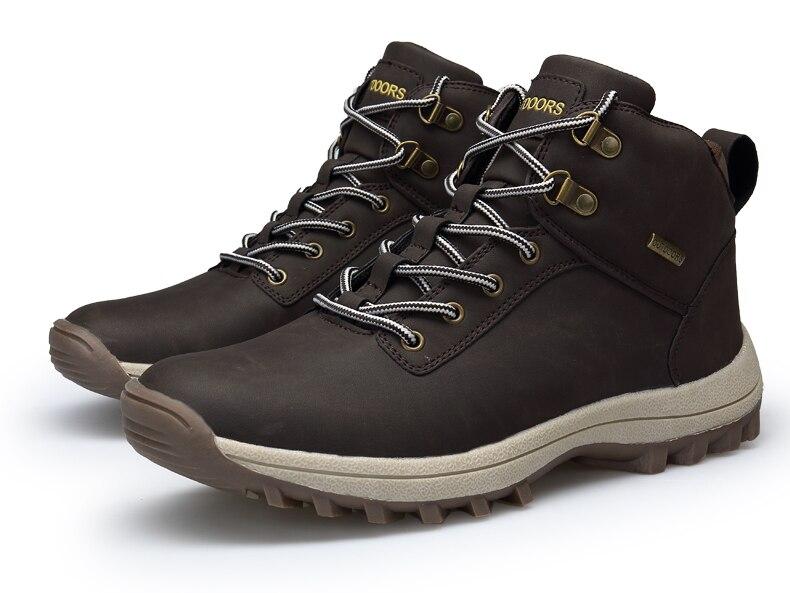 احذية رجالية لفصل الشتاء حجم 39-46 15