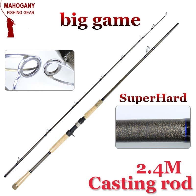 Top Quality Surf Casting Fishing Rod 2.4m Baitcasting Rod ...