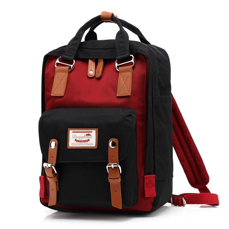 2019 Brand teenage backpacks Waterproof Backpack Travel Bag Women Large Capacity brand Bags For Girls Mochila new fashion black women bag backpacks for teenage girls waterproof nylon colleage bags ladies zipper travel backpacks