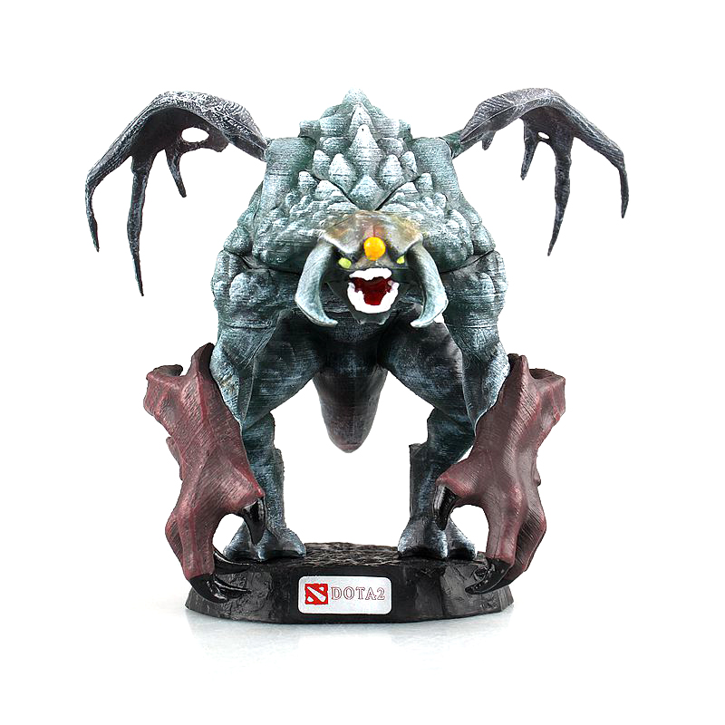 Buy Dota 2 Roshan Figurines Heroes Toy