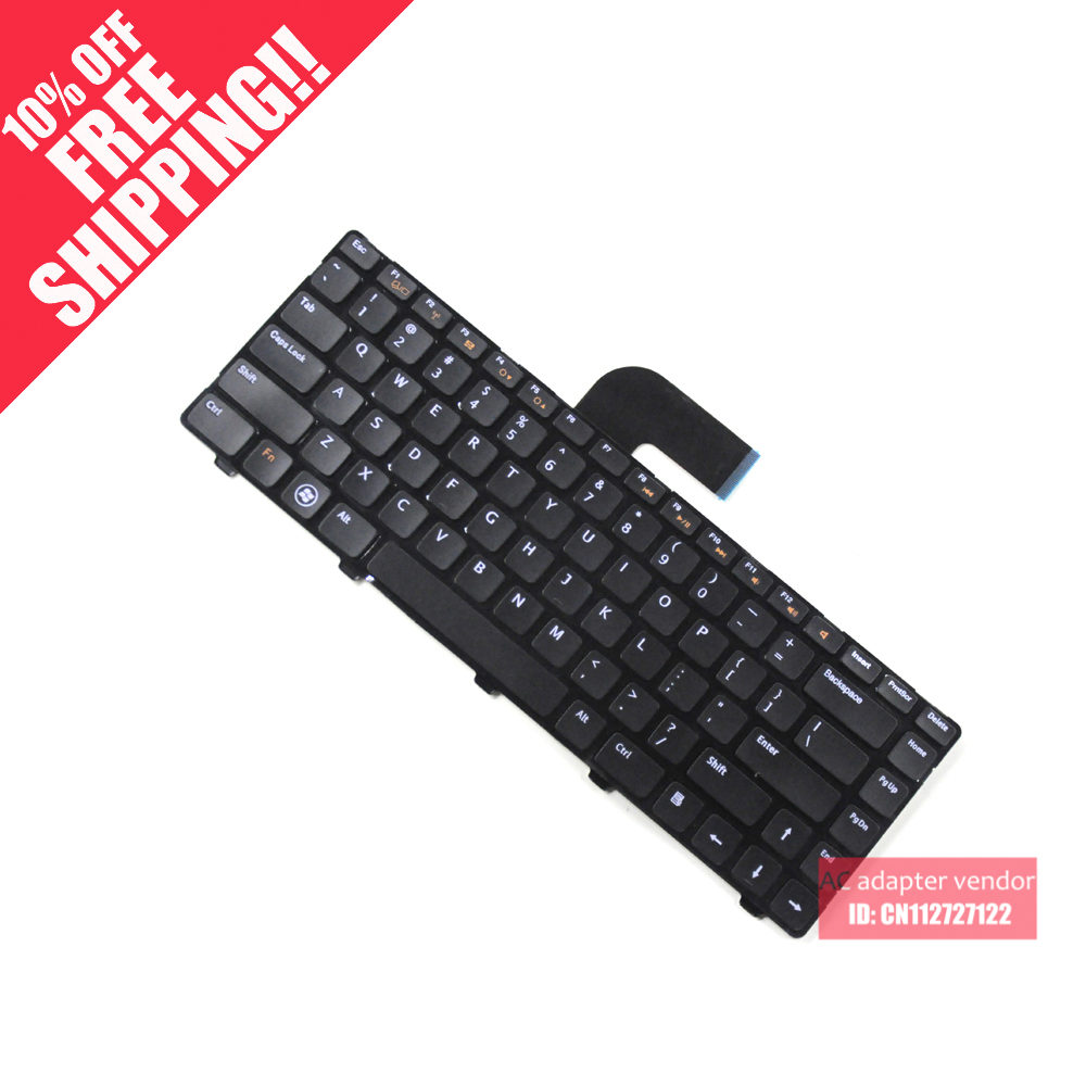 FOR DELL 14R N4110 N4050 M4040 M4050 M4110 3350 3450 laptop keyboard