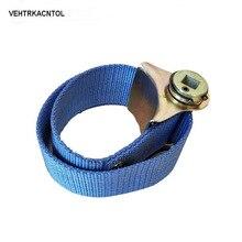 VEHTRKACNTOL Регулируемый автомобильный масляный фильтр для грузовика 45-180 мм Диапазон масляный фильтр гаечный ключ Съемник плоскогубцы холст ремень