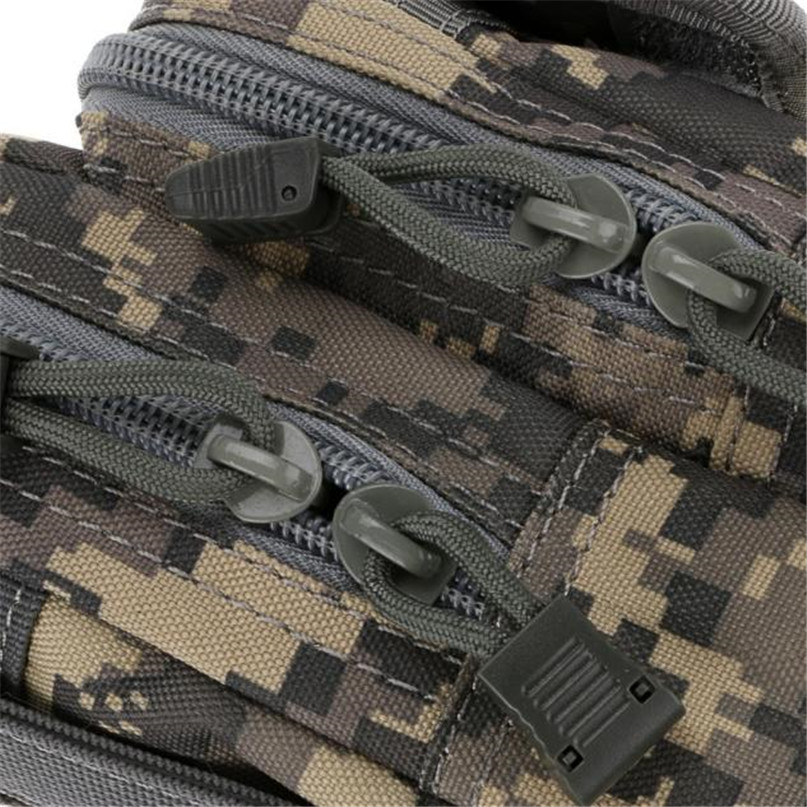 Outdoor sports pockets Waist Bags Camping hiking Tactical Molle Pouch Belt Bag Wallet Backpack Sport Running Travel Bags man #2a (1)