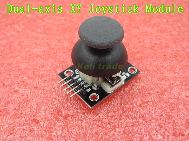 все цены на  1PCS/LOT Dual-axis XY Joystick Module  KY-023  онлайн