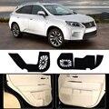 Абсолютно Новый 1 комплект Внутренняя дверь защита от царапин защитная накладка для Lexus RX 2004-2014