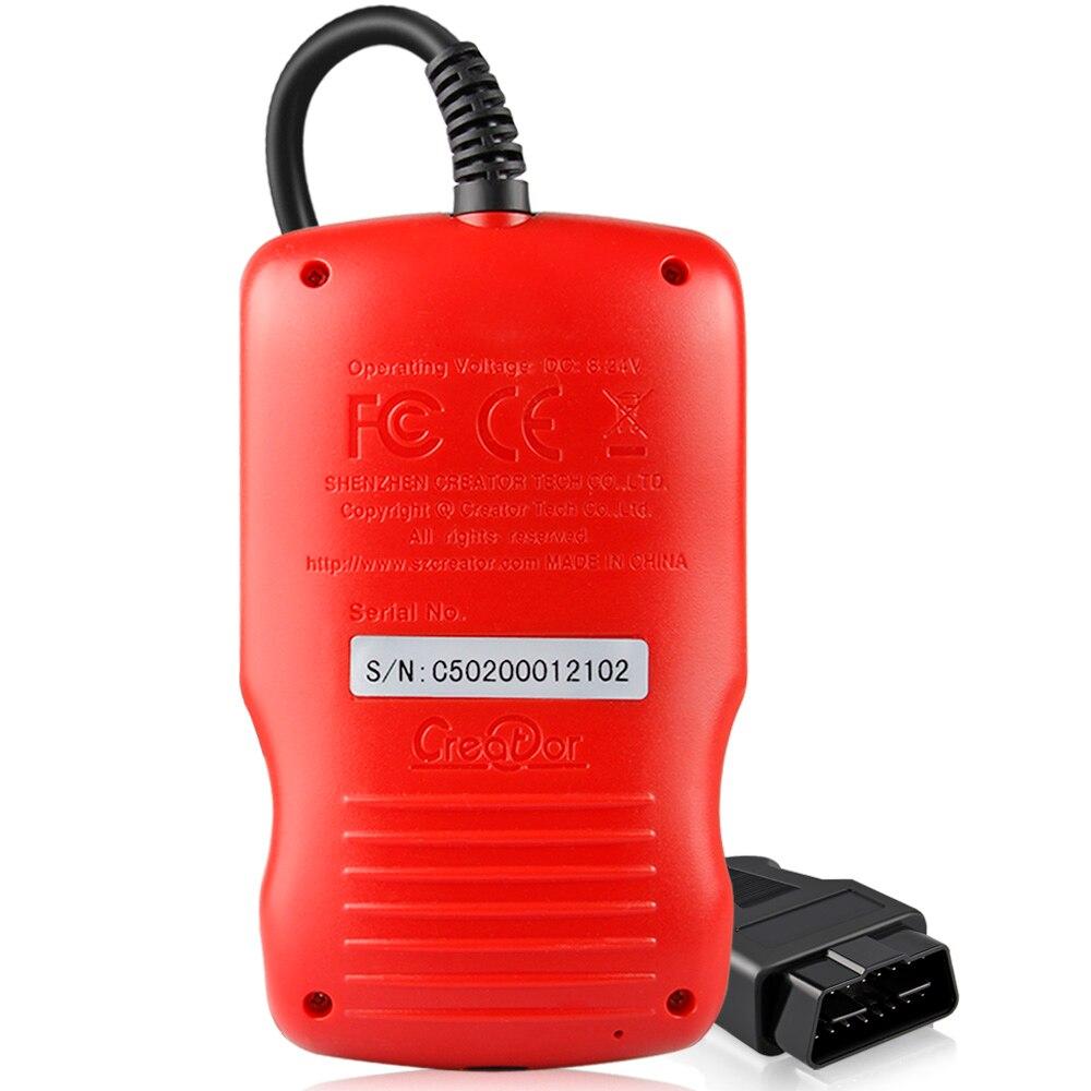 Купить Мульти системы создатель C502 OBD2 Автомобильная сканер для