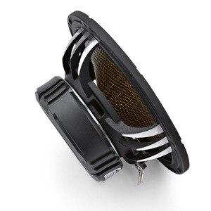 Image 4 - مكبر صوت للسيارة 6.5 بوصة عالي القوة 4 8 أوم 60 وات 25 أساسي من الألومنيوم حوض موسيقي مكبر صوت