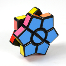 2-Layers Hexagonal Magic Cube