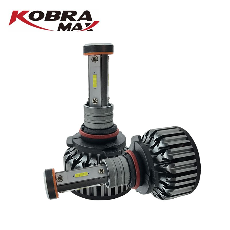 KOBRAMAX LED Car Lights V18 Model H7/H1/H4/H11/9005/9006 Autoparts 6500k 30w 20w