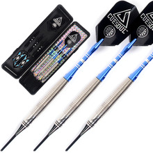 Free Shipping Cuesoul CSTSTD001 95%  Tungsten Soft Tip Darts 16.03  Grams стоимость