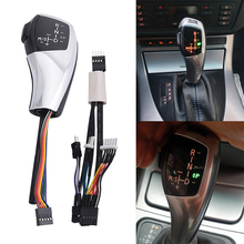 цена на SPEEDWOW LED Gear Shift Knob Shifter Lever For BMW 1 3 5 6 Series E90 E60 E46 2D 4D E39 E53 E92 E87 E93 E83 X3 E89 Accessories