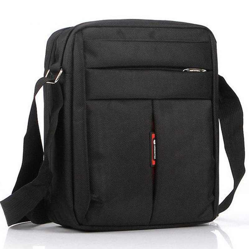 Hot Sale 2019 High Quality Luxury Men Messenger Bags,Oxford man bags Handbag Men's Travel Bags Small Crossbody Men Shoulder Bags