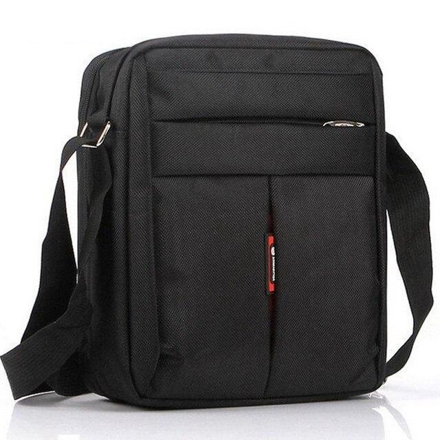 Hot Sale 2017 High Quality Luxury Men Messenger Bags,Oxford man bags Handbag Men's Travel Bags Small Crossbody Men Shoulder Bags