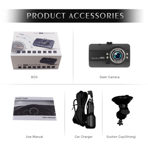Image 5 - 3 pulgadas Full HD 1080P cámara de coche DVR conducción coche grabadora vehículo Dashcam Video registrador visión nocturna G  sensor Dash Cam DVRs