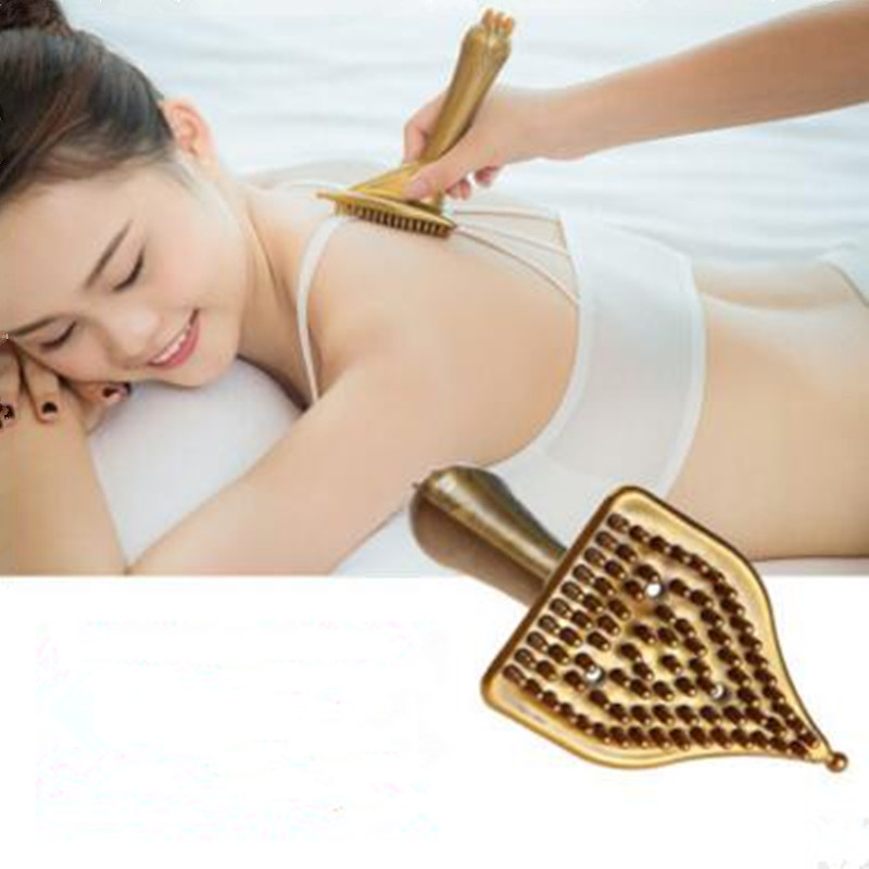 Massage brush five elements of meridian brush magnetic therapy slim body brush live muscle brush health massage футболка классическая printio elements of harmony