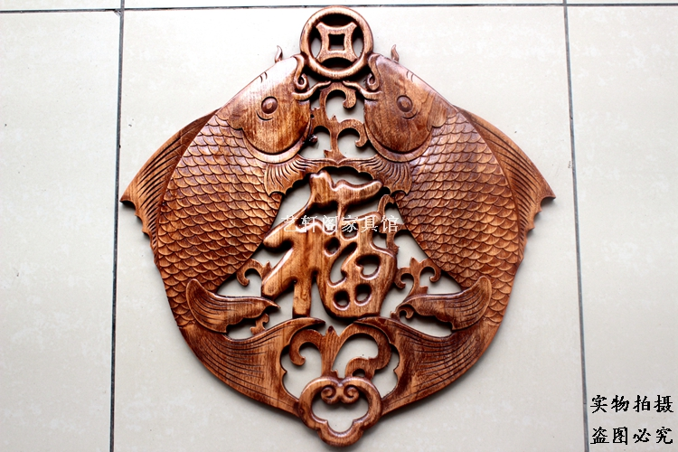 Dongyang woodcarving doors and Windows partition wall hanging inside the Chinese antique camphor Muyu pendant special offerDongyang woodcarving doors and Windows partition wall hanging inside the Chinese antique camphor Muyu pendant special offer