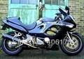 Ventas calientes, OEM carenados kit de Carrocería Para Suzuki GSXF750 GSXF 750 03-06 2003-2006 negro completo Carenados de la motocicleta