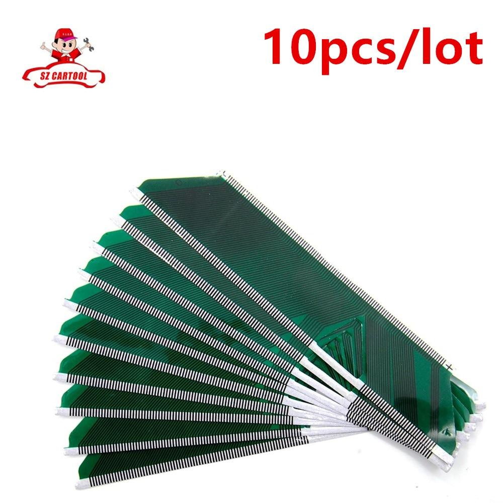 10pcs/lot For SAAB SID2 SID 2 9-3 9-5 Flat LCD Connector Deas