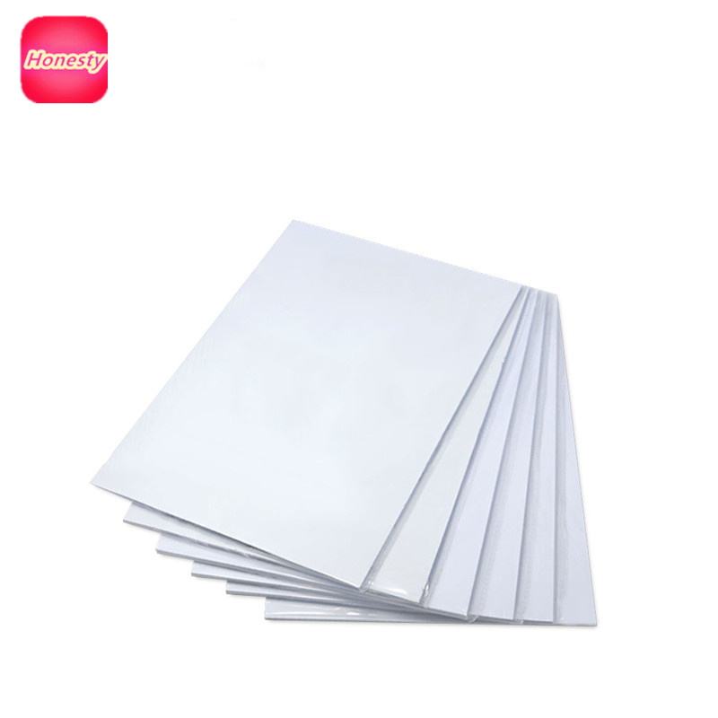 Photo Paper 3R,4R,5R,6R,A7,A6,A5,A4 100 Sheets Glossy Printer Photographic Paper Printing for Inkjet Printers Office Supplies