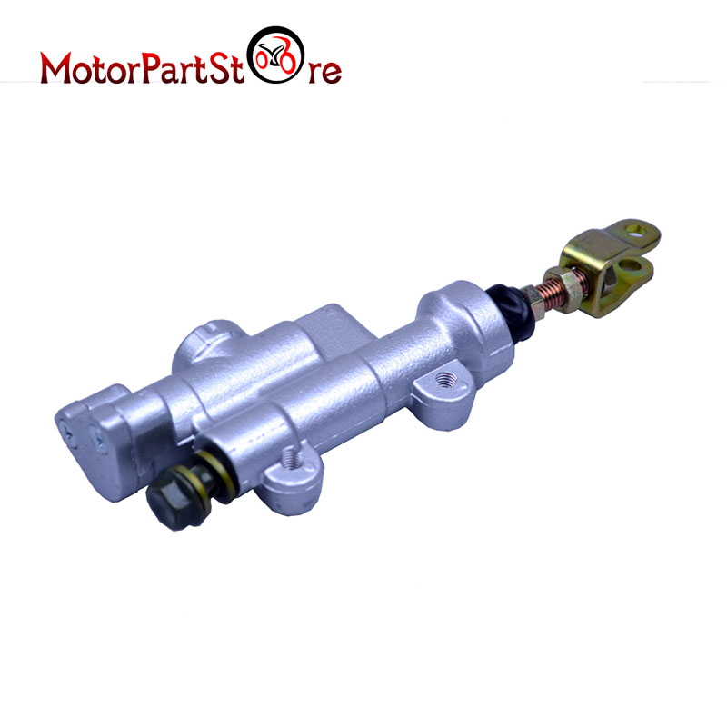 Motorcycle Rear Brake Master Cylinder for Honda CR125R CR250R CRF450R @20 rear brake master cylinder for polaris trail blazer 250 330 400 magnum trail boss 325 330 scrambler 400 500 xpedition 325 425