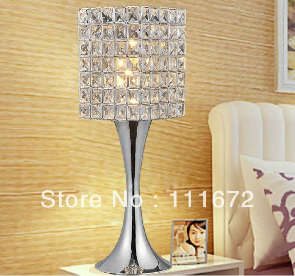 New Item Hot Sales Contemporary Crystal Table Lamps, Beautiful Bedroom  Lighting Designs In Table Lamps From Lights U0026 Lighting On Aliexpress.com |  Alibaba ...