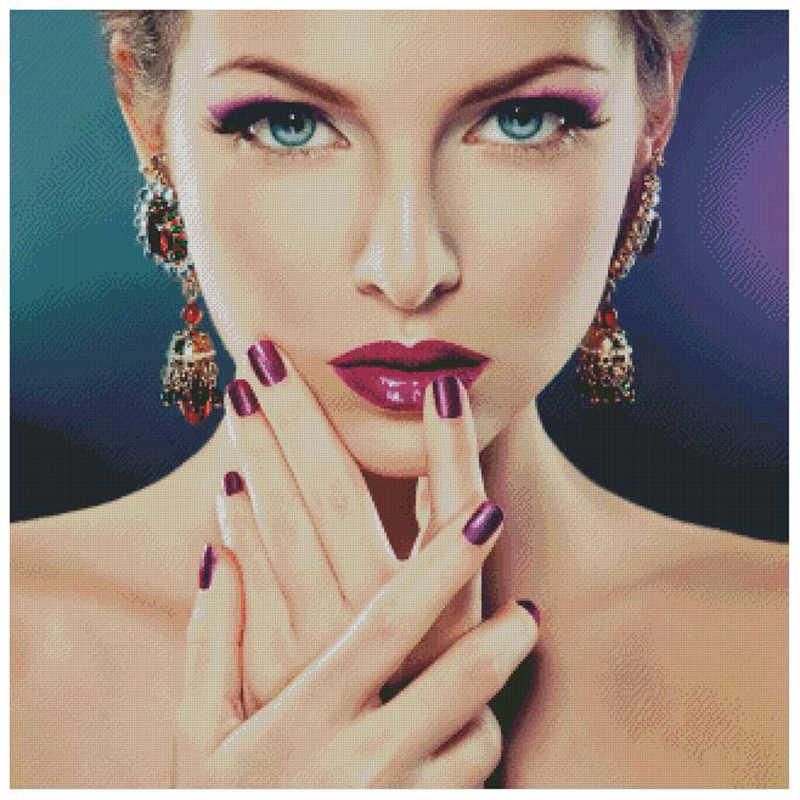 DIY Diamant Schilderij! Prive aangepaste Foto Custom Uw Eigen Diamant Schilderen Volledige Boor Diamant Strass Borduurwerk Decor