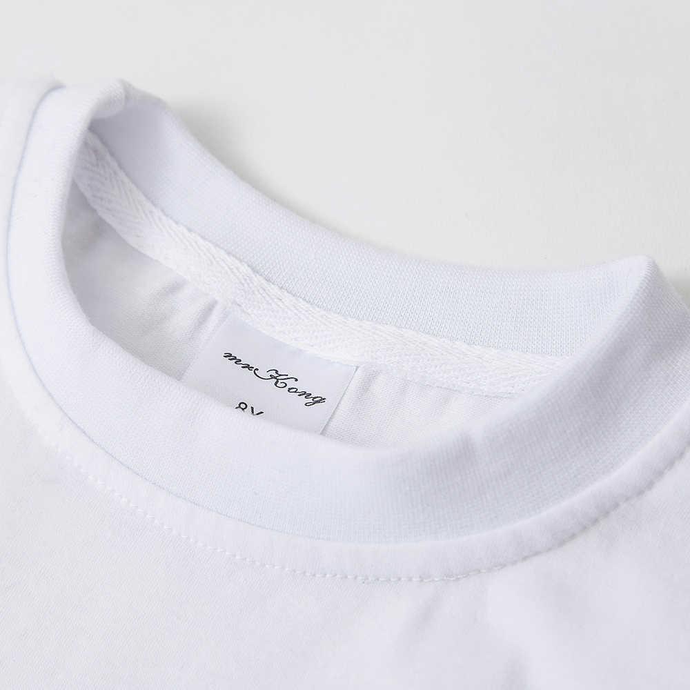 Коллекция 2017 года, летняя футболка для девочек и мальчиков футболка для мальчиков с рисунком «Ракета» в европейском и американском стиле с вертолетом детская одежда для бойцов футболка с поездом