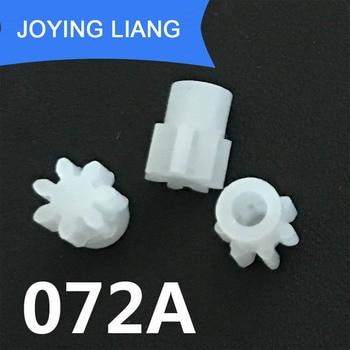 Wolesale 72A Modulus 0.5 7 Tooth Plastic Gear 5000pcs/lot