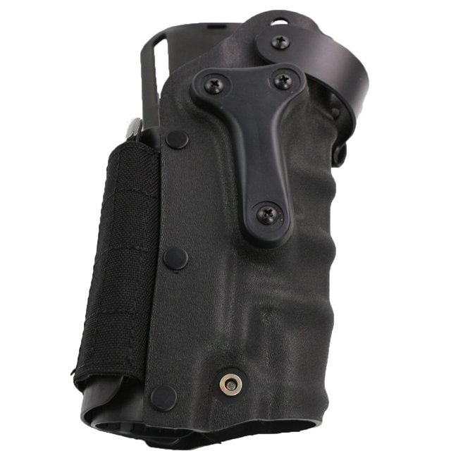 Hunting Army Airsoft Tactical Holster Right & Left-Handed Thigh Leg Combat Gun Holster Fit For GL 17 M92 M96 USP P226 3