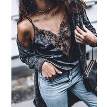 Women Sexy Lace Crochet Summer 2018 Tank See-through Camisole Crop Top Sleeveless Vest Tops sweet lace crochet see through pure color blouse