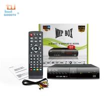 Dvb T2 ТВ Приемник H.264 1080 P HD MNP Smart Box TV Media Player телевизор DVB-T2 Телеприставки свободная Россия Каналы Tv Box телевидение