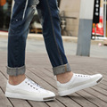 Flat With Spring/autumn Genuine Leather Mens Shoes Casual Loubuten Shoes Casual Shoes