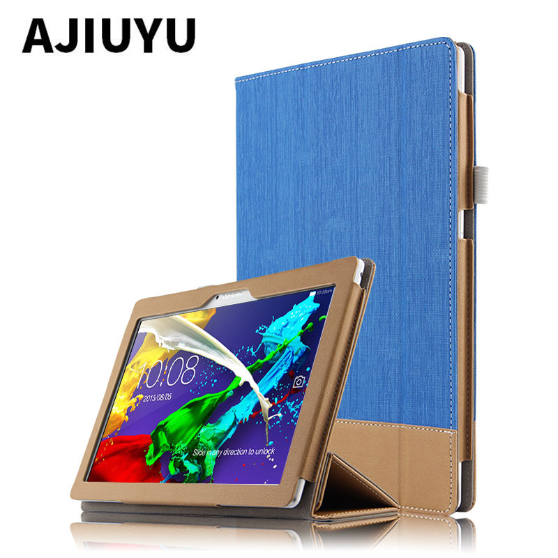 PU Leather Cover Case For Lenovo TAB 10 Tab10 TB-X103F Protective Covers Tab 10 TB X103F 10.1 inch Tablet PC Pouch Smart Cases case for lenovo tab 10 tab10 tb x103f 10 1 protective smart cover pu leather cases for lenovo tab 10 x103f 10 tablet pc covers