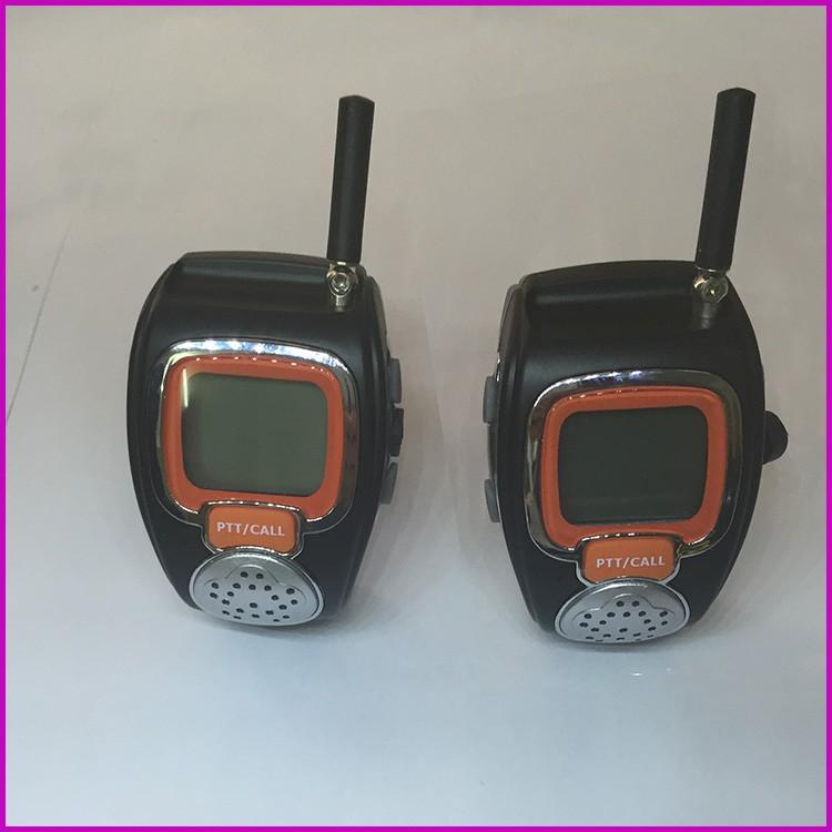 Rado Pair Two Wrist Watch Way Radios LCD Radio Walkie Talkie Watch For Portable Radio Set Handy Talkie Transceiver Radio Scanner  (14)
