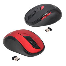 Portable Computer Mouse Wireless USB Optical Mouse Game 1000-2400DPI 6Buttons 2.4G Mouse Gaming PC Mice Gamer for Laptop Desktop