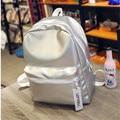 Láser moda Unisex mochila estilo único bolso super cool bolsa de arco iris de colores bolso de las mujeres bolsa de viaje grande escuela Astilla