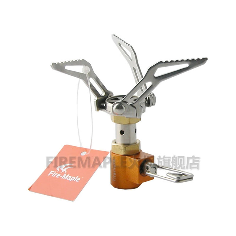 Fire Maple FMS-300T Wasp Ultra light 45g One-piece Titanium Gas Stove Burner стоимость