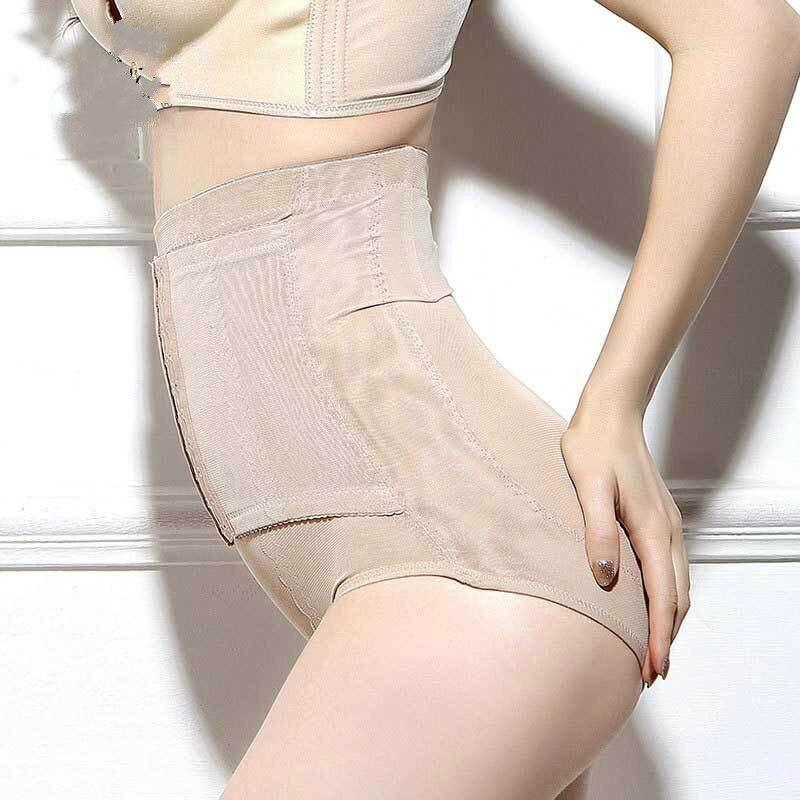 Body Shaper High Waist Beauty Hip Body Shaped Panties Postpartum fajas postparto girth