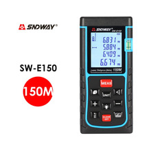 SNDWAY laser distance meter 40M 50M 150M rangefinder trena laser range finder build measure device ruler laser distance meter 80m 100m rangefinder trena laser tape range finder build measure device ruler test tool