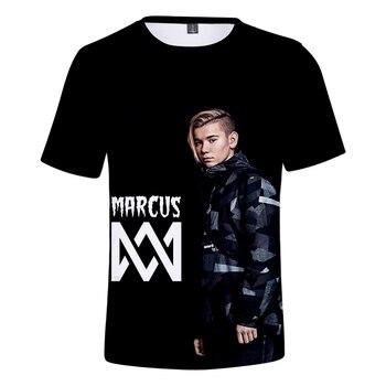 Martinus Camisetas De Do 3d Meninomenina Nova Shirt T Marcusamp; sChQdtr