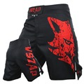 VSZAP Pantalon MMA pantalones de boxeo movimiento ropa de algodón suelto tamaño formación Kickboxing pantalones cortos Muay Thai MMA Shorts hombre
