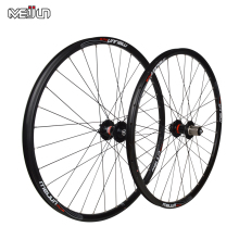 "MEIJUN 26"" inch 32 Holes MTB Mountain Bikes Road Bicycles Disc Brake Wheel Hubs Rim knife circle Wheelset Parts"