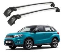 High Quality Aluminum Alloy CAR ROOF RACK BAGGAGE LUGGAGE BAR FIT FOR Suzuki Vitara 2016 2017 2018 2019 2020