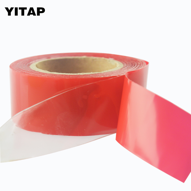 Double Sided Strong Acrylic Transparent Adhesive Clear Vhb Foam Mounting Tape kicute 20 sheets transparent a4 double sided adhesive sheet clear diy craft strong sticky tape paper office school supply