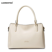 Laorentou European style leather women handbag fashion bag lady s bag enjoy discount